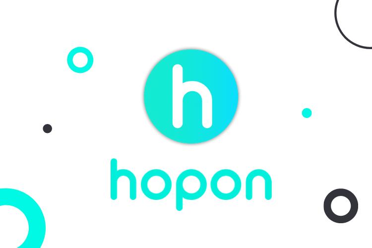 Hopon, de C02 neutrale app voor pendelaars