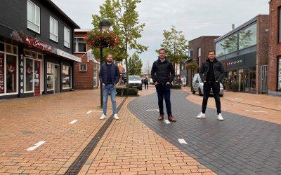 Project revitalisering winkelgebied